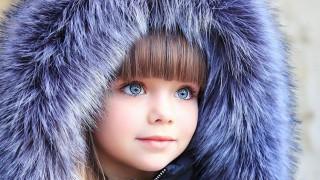 Децата модели, които изумиха света с красотата си