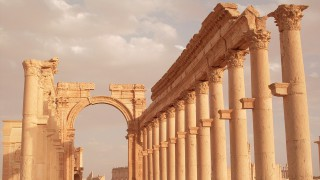 Древните места, които изчезнаха в пламъците на войната в Сирия