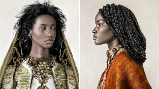 Магическата красота и достойнство на африканските жени (СНИМКИ)