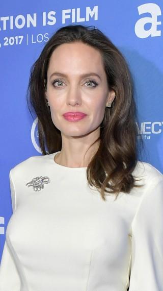 Вижте новия мъж до Анджелина Джоли