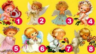 Изберете си ангелче и узнайте бъдещето си
