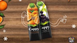 Да! Тази зима експериментирай с горещ натурален сок