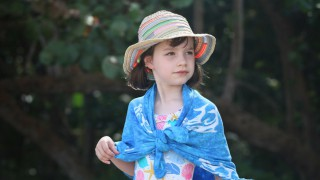 Как връзката с природата помогна на едно дете с аутизъм (снимки)