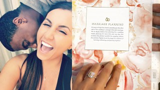 Расистки скандал беляза сватбата на Радина със сина на Майкъл Джордан