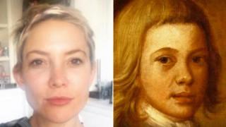 Смях: Историческите двойници от картини на звездите