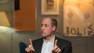 Новата прическа на принц Уилям струва 180 паунда и ще ви изуми