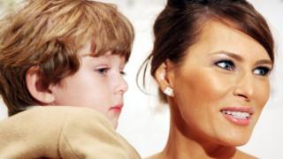 Защо Мелания е най-добрата майка на света