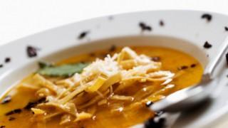 Супа с царевични питки