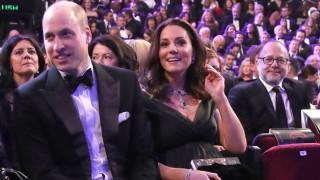 Дрескод черно на БАФТА: Защо Кейт Мидълтън го наруши?