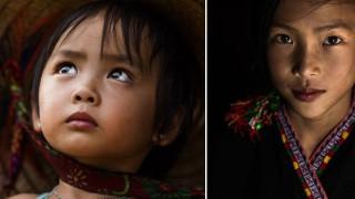 Колоритните племена на далечен Виетнам в един въздействащ фотопроект (СНИМКИ)