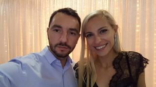 Антон Хекимян и Василена Гръбчева се разделиха