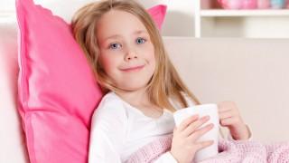 Първа помощ за детето при грип