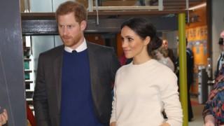 Принц Хари влиза във форма, за да стане баща
