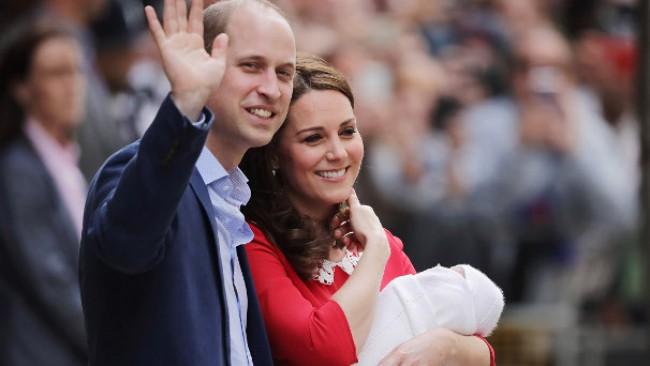 Странните правила на кралското семейство при раждане