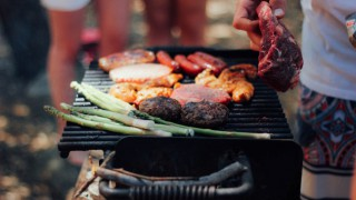 Блек Ангъс бургерът - царят на барбекюто