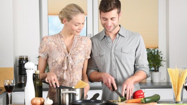 Новата мания в кухнята-фурна с пара и индукционен плот