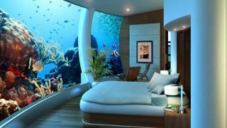 Топ 5 на най-красивите хотели под вода (Снимки)