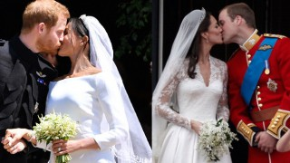 Две булки, двама принцове, две сватби (Снимки)