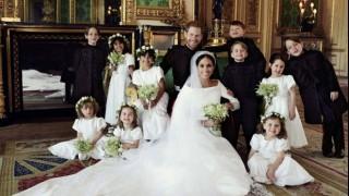 Излязоха официалните снимки от сватбата на Меган и Хари
