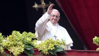 Папа Франциск: Добре е да си гей
