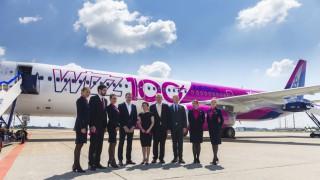 Wizz Air: 100 самолета след 14 години в небето