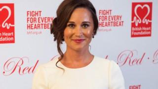 Пипа Мидълтън: Бременна съм и нямам сутрешно гадене