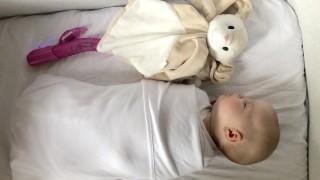 Вижте какво направи този татко, за да приспи детето си!