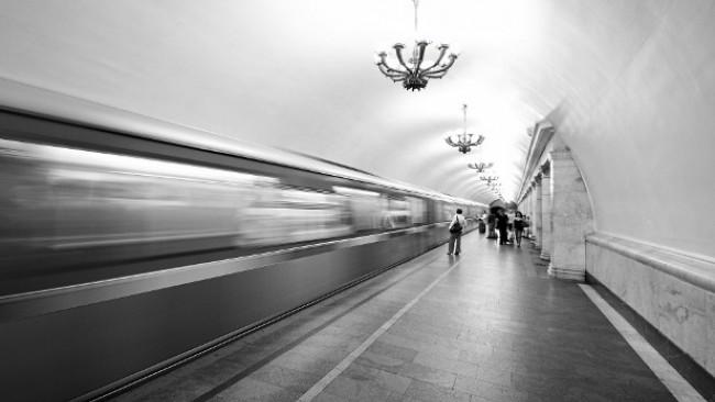 Красота и мистерия - Московското метро