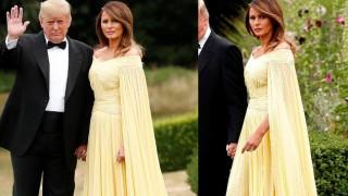 Мелания наистина е красавицата, а Тръмп - звярът
