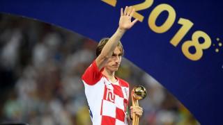 Лука Модрич – футболистът с най-тъжните очи