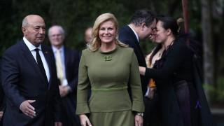 Колинда Грабар – президентът на Хърватия, в която e влюбен целият свят