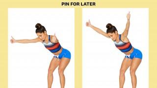 20-минутна тренировка за стегнато тяло