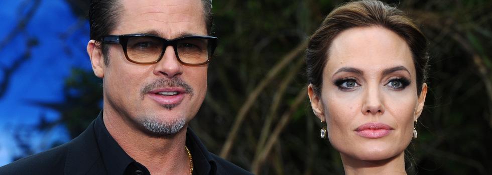Натрапчивите идеи на Джоли, които съсипаха брака й с Брад Пит