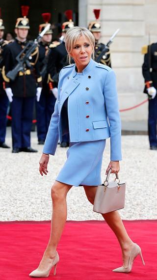 65-годишната Бриджти впечатли със стегнати крака