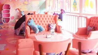 Влезте в най-цветното кафене в Тайланд (Снимки)