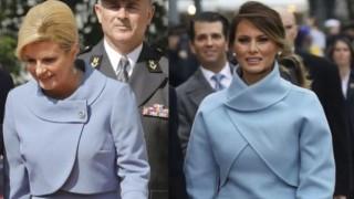 На коя й отива повече: Колинда или Мелания?