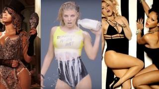 Топ 13 на най-секси музикалните клипове на всички времена (Видео)