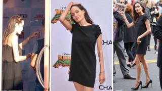 Анджелина Джоли е в болница заради ниското тегло?