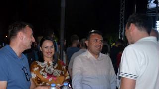 """Премиерът Заев на """"One love tour"""" в Струмица"""