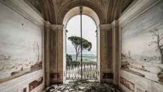 Най-красивите изоставени места по света (Снимки)