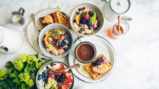 Идеалната диета при поликистозни яйчници