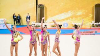 Нови грации в ансамбъла ни по художествена гимнастика