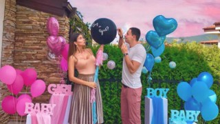 Алекс Богданска и Дани Петканов очакват близнаци