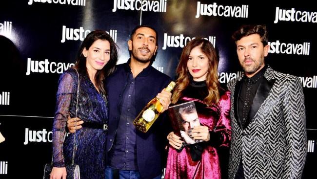 Изящно модно дефиле на Just Cavalli в София