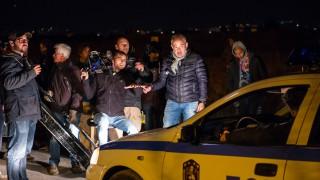 Стефан Командарев снима филм за полицаи
