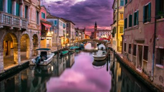 Учебникът, наречен живот - Урок №1: Венеция по залез