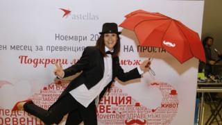 Мариана Попова танцува в метрото