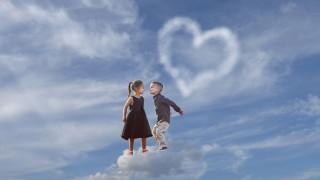 Сини като небето: Децата са над всичко!