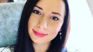 Наталия Кобилкина се гордее с бременно коремче