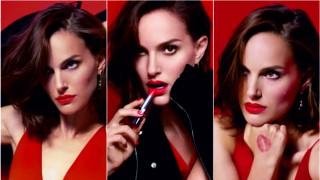Целувка в перфектно червено